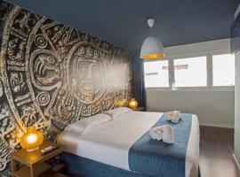 瓦伦西亚休闲文明旅馆