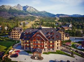 APLEND Kukučka Mountain Hotel and Residences