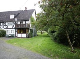 Holiday home Fachwerkhaus 2
