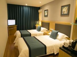 北京都季商旅酒店