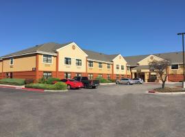 美国博伊西 - 机场长住公寓式酒店