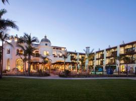 圣塔巴巴拉旅馆