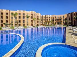 马拉喀什棕榈公寓俱乐部酒店