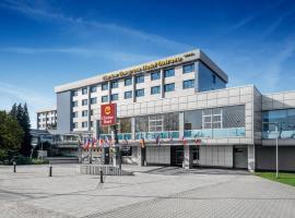 俄斯特拉发克拉丽奥酒店