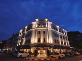 科西嘉岛酒店,位于古来苏丹依斯迈路机场 - JHB附近的酒店
