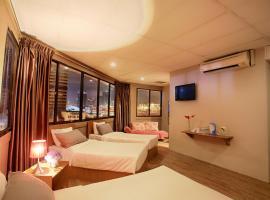 新精品酒店,位于新山的酒店