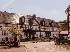 "Apartmenthaus ""Am Gersthof"" am Nationalpark Kellerwald-Edersee"