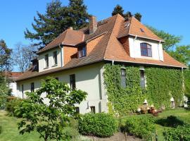 Ferienwohnung Villa am Haussee