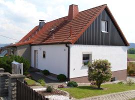 """""""Haus am Wald"""" in Possneck/Thuringen"""