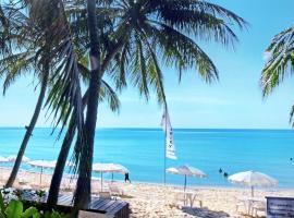 查汶海滩艺术酒店