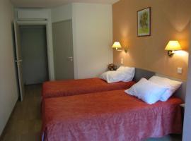 Hotel Chante-Perdrix, 圣埃尼米