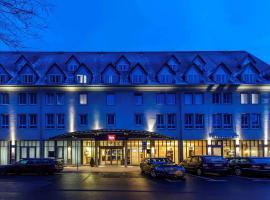 爱尔福特旧城宜必思酒店
