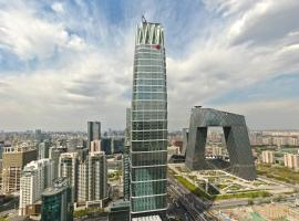 北京新国贸饭店