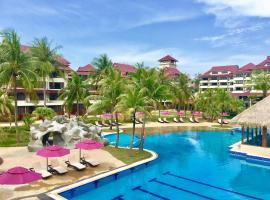 迪沙鲁海滩桑德及桑德尔斯Spa度假酒店