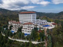 温泉疗养公园酒店