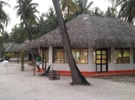 Bangaram Island Beach Resort, Bangaram Island
