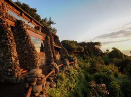 恩戈罗恩戈罗塞雷纳狩猎旅馆 , Ngorongoro