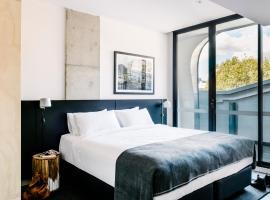 尾流百老汇公寓酒店, 悉尼