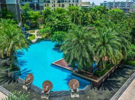 克拉尔酒店•阳光海景公寓