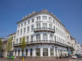 米德尔堡弗莱彻酒店-餐厅