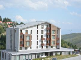 Hotel Scardus, Tetovo