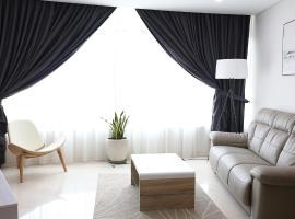 意达里斯双子塔漩涡套房公寓式酒店