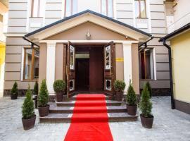 森特尔马尼亚电影院酒店, Chernivtsi
