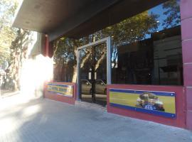 Hotel Central, Durazno (Flores附近)
