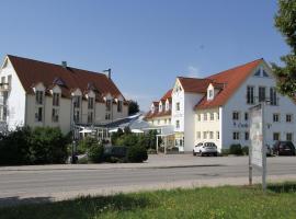祖姆施瓦恩雷特弗莱尔酒店