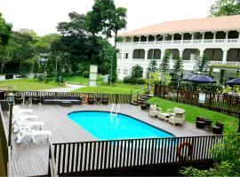 新加坡33号雨树酒店