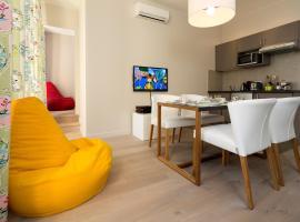 法国尼斯卡莱多尔公寓