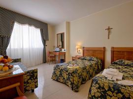 教士朝圣中央酒店, 圣乔瓦尼·罗通多