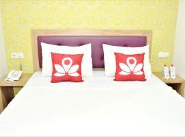 裴根萨克拉帕加丁舒适禅室酒店