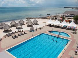 地标美兹海滩度假酒店