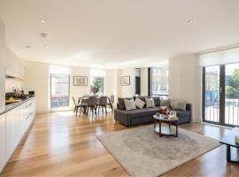 波托贝洛城市别致公寓,位于伦敦的酒店