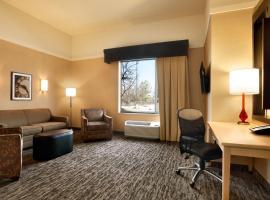 俄克拉荷马城机场希尔顿逸林酒店