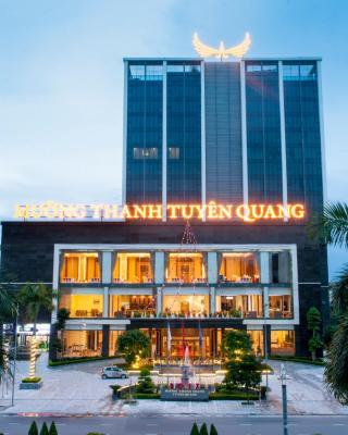 图岩况芒坦格兰德酒店