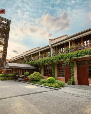 上海建业里嘉佩乐酒店