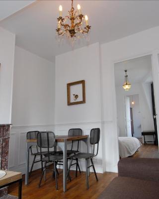 巴黎凡尔赛门公寓