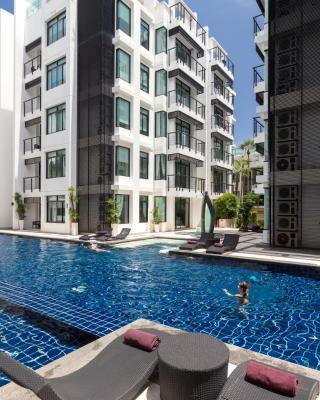 卡马拉海滩普吉丽晶公寓式酒店