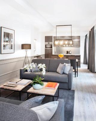 勒玛瑞斯豪华三卧室公寓