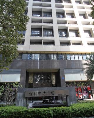 趣致国际酒店公寓广州保利中达广场店