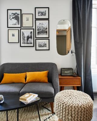 森提尔我的巴黎庄园公寓