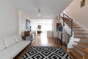 Maison appartement Paris Buttes Chaumont Jourdain