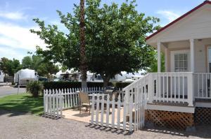 拉斯维加斯露营小屋2号度假屋