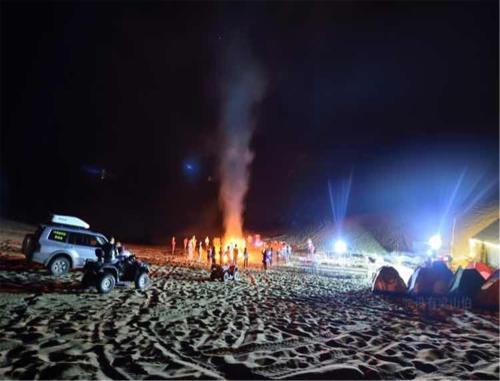 敦煌大漠国际露营基地