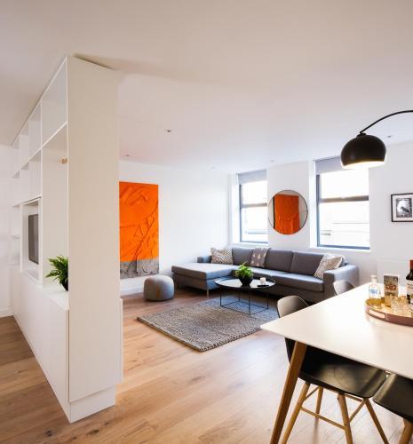 韦斯特盖特隐秘空间公寓