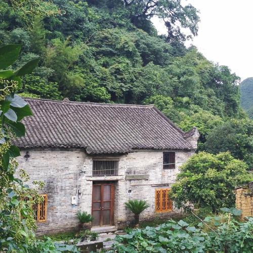 阳朔旧县老房子