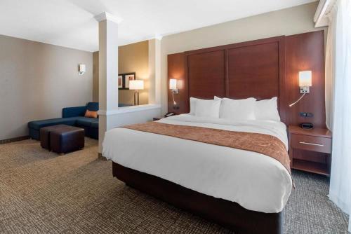 丹佛国际机场康福特套房酒店