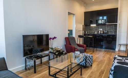 波尔多传统公寓